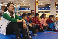 2014全国优秀体操后备人才训练营在合肥火热开营
