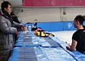 花样滑冰国家队双人滑组备战四大洲锦标赛