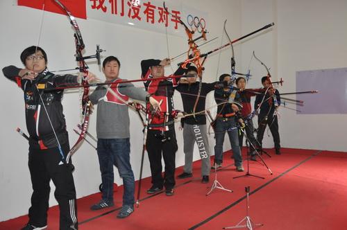 上海射箭新年邀请赛