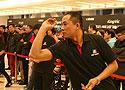 中国飞镖联赛在京揭幕