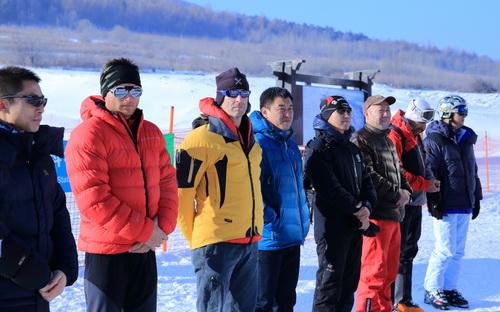 【组图】-国际滑雪登山教练员训练营