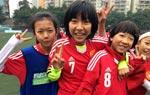 U-13女足国少队集训