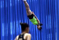 蹦床国家队春节前训练