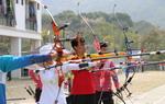 2015全国射箭冠军赛团体淘汰赛