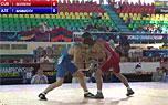 2014年世锦赛古典59kg 古巴-阿塞拜疆 复活赛