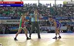 2014年世锦赛古典59kg 八分之一决赛