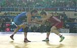 2014世锦赛女子跤75公斤级1/8决赛