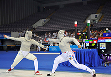 女佩世界杯北京站奥体中心开战
