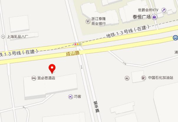 葛隆/白鹤/安亭