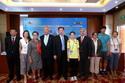 2015现代五项亚锦赛启动仪式