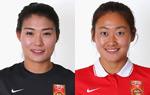 中国女足征战世界杯官方照