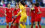 世界杯-中国2-2平进16强