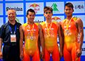 2015年宁夏石嘴山国际铁人三项赛优秀组集锦