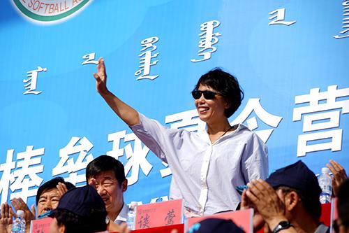 2015全国软式棒垒球夏令营开幕历史创规模祖殿尚书公龙舟图片