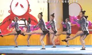 第三届中国(南京)啦啦操公开赛精彩视频集锦