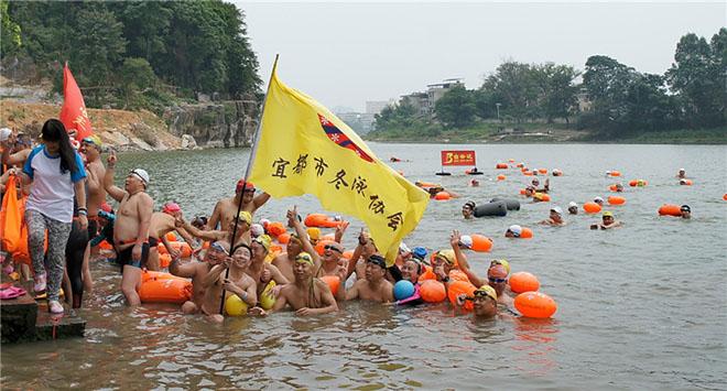 龙舟比赛-泳动桂林 第十九届漓江漂游活动