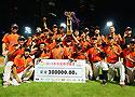 2015中国棒球联赛盘点