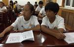 U-12女足国少队选拔集训