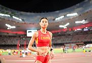 田径世锦赛女子撑杆跳李玲获第九