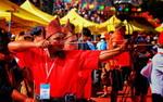 首届中国•青海国际民族传统射箭精英赛开幕