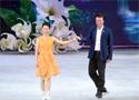 申雪/赵宏博亮相西双版纳 冰上节目表演愉悦观众