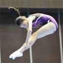 刘慧夺青运会蹦床女子网上个人决赛冠军