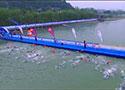 2015年杭州富阳全国业余铁人三项积分赛首日集锦