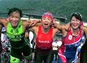 2015年杭州富阳全国业余铁人三项积分赛次日集锦