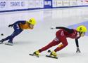 短道多伦多站:范可新获500米第一次决赛季军