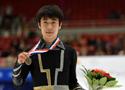 花滑中国杯颁奖仪式