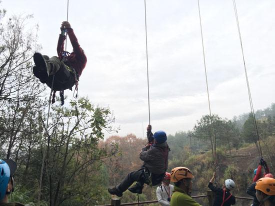 关于4月在湖北举办全国第三十四期初级山地救援技术培训的通知
