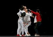 2012伦敦奥运会 女重夺团体冠军