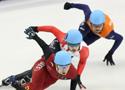 短道速滑世界杯上海站:武大靖夺男子500米冠军