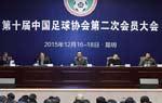 [组图]-第十届中国足球协会第二次会员大会