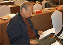 中国老体协调研交流工作会 代表认真听会