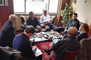 中国老体协气排球专委会召开工作会 研讨2016工作