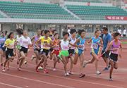 2015全国中长跑训练营(如皋奥体中心)