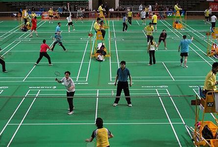 2016年全民健身羽毛球赛事日程