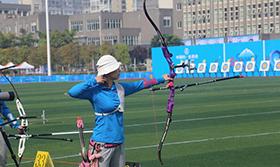 2016年全国射箭冠军赛女子个人第