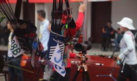 2016年全国射箭冠军赛女子个人1