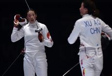 2016年亚洲击剑锦标赛在江苏无锡开赛