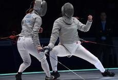 2016亚洲锦标赛第二日集锦(新华社记者韩瑜庆摄)