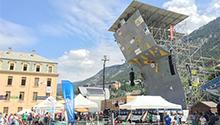 【组图】2015世界杯攀岩赛布里昂松