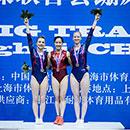蹦床世界杯上海站决赛日回放
