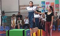 佛山市禅城区快乐体操推广实践基地扬帆起航
