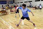 内江市第九届老年人羽毛球比赛