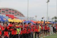 全国青少年射箭锦标赛开赛