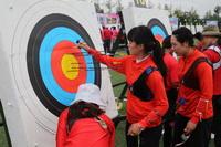 全国青少年锦标赛竞争激烈