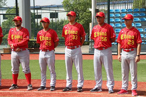 棒球雏鹰初展翅东京奥运试比高-中国棒球协会官方网站_中国棒协