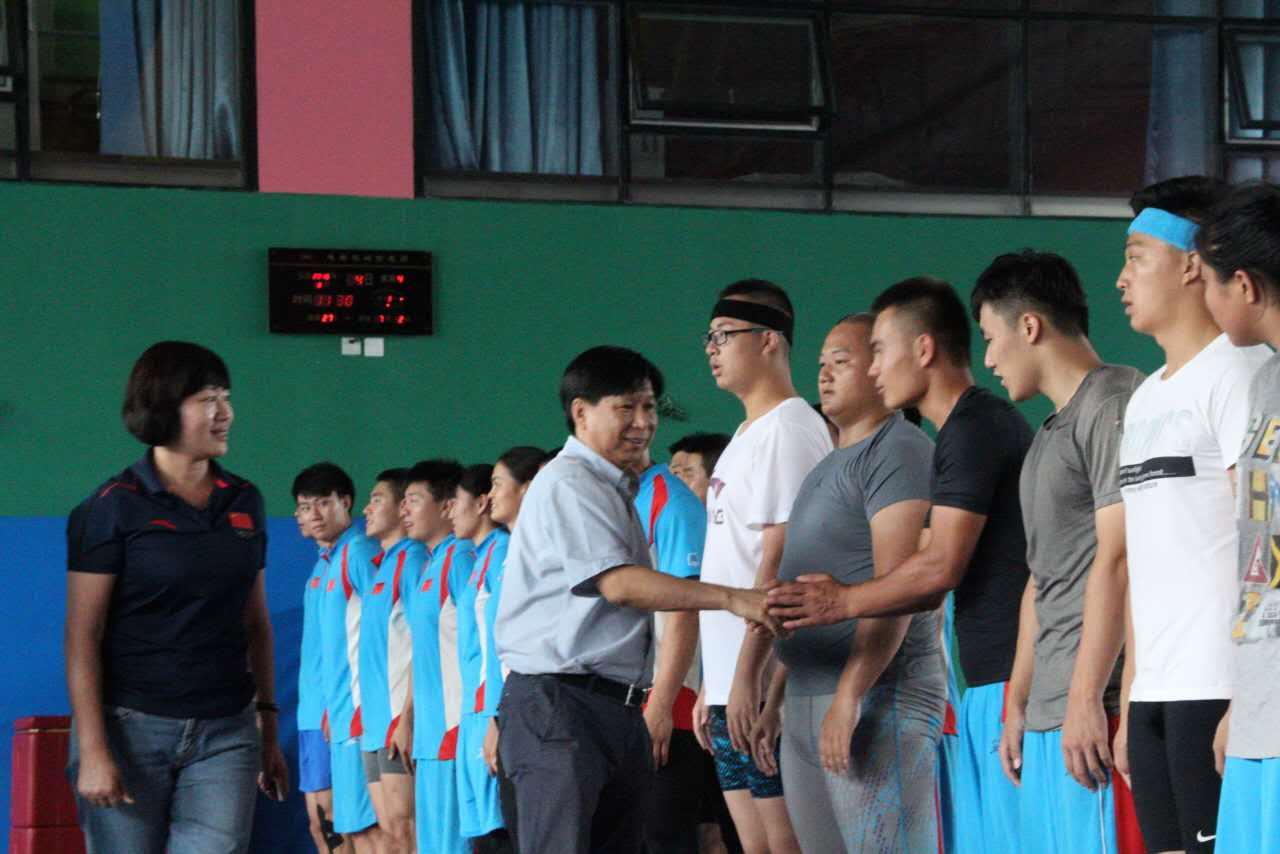 国家体育总局冬季运动管理中心领导赴陕西调研考察